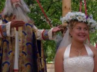 Свадьба это давний обряд