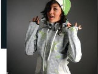 Зимняя одежда белого цвета