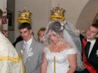 Готовимся к обряду венчания