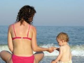 Куда поехать отдыхать с ребенком в первые годы жизни
