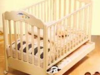 Как выбрать кроватку для малыша.