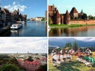 Туры в Польшу из Санкт-Петербурга