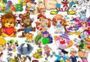 Детские игры с героями мультфильмов