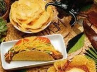Здесь готовят блюда мексиканской кухни