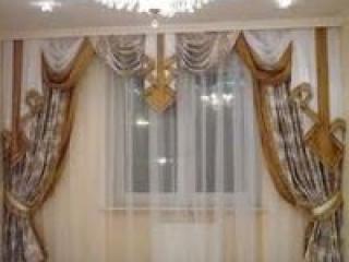 Что нужно знать, выбирая шторы для зала.