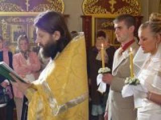 Венчание. Современная регистрация брака