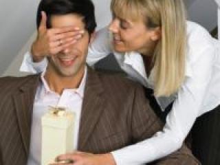 Что подарить мужу?