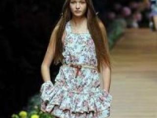 Какие сарафаны и юбки в моде 2012 года?