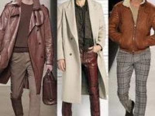 Модная мужская одежда