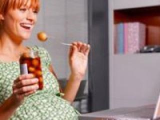 Распорядок дня будущей мамы
