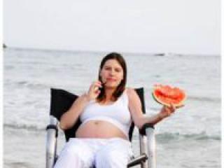 Питание беременной женщины