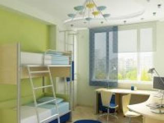 Каким должно быть освещение в детской комнате?