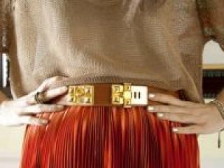 Юбка плиссе: с чем носить?