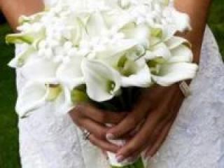 Букет на свадьбу - важная составляющая образа невесты