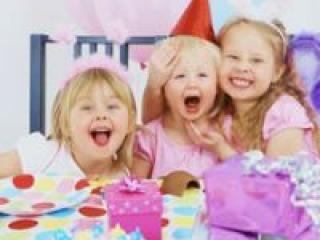 Детский праздник – день рождения!!!