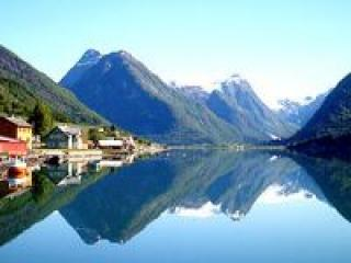 Норвегия -  лучшая страна для путешествий