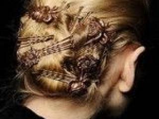 Аксессуар для волос – законченность образа