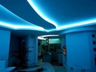 Про освещение потолков светодиодами