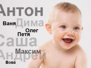 Как выбрать имя для ребёнка?