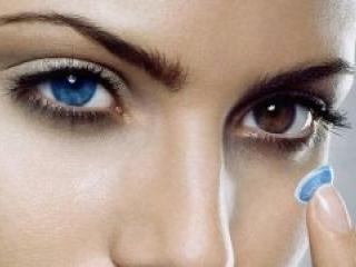 Цветные контактные линзы - и мир посмотрит на вас по-новому!