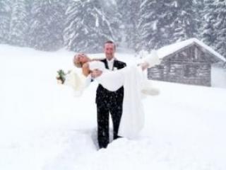Свадебные платья для зимней свадьбы