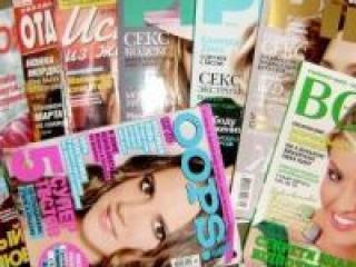 Современные женские журналы