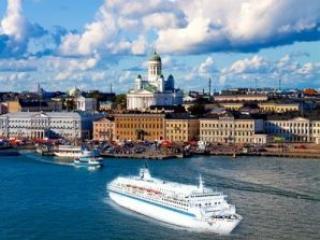 В этом году Хельсинки недосчитается круизных туристов