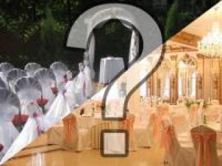 Выбор тематики (стиля) свадьбы